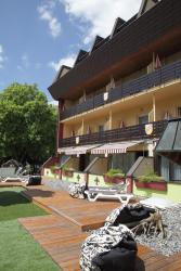 Waldeck SPA Kur- & Wellness Resort, Waldstraße 18, 78073, Bad Dürrheim