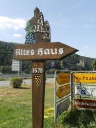 Altes Haus, Lorcherstr. 8, 65385, Rüdesheim am Rhein