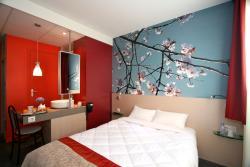 Inter Hotel Les 3 Marches, Parc D'activité Rennes Ouest - Impasse de l'enclos-Bp 22035, 35132, Vezin-le-Coquet