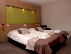 Hampshire Hotel - Auberge La Grande Cure, Les Planesses 12, 6987, Marcourt