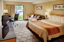 Comfort Inn Timmins, 939 Algonquin Blvd East, P4N 7J5, Timmins