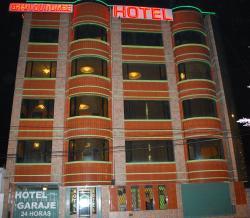 Hotel Gran Quitumbe, Av Mariscal Sucre y Condor Nan Esq, EC170140, Quito