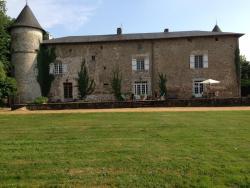 Chateau de Roussac, 8 rue chez galeix roussac, 87140, Roussac