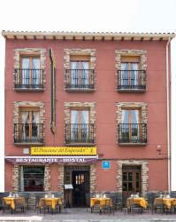 Hostal El Descanso del Emperador, Avenida Doña Soledad Vega, 93, 10450, Jarandilla de la Vera