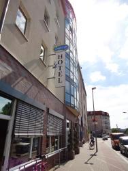 Sleep & Go Hotel Magdeburg, Rogätzer Straße 5a, 39106, Magdeburg