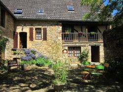 Chambres d'Hôtes L'Arche, Les Chanets, 24200, Proissans