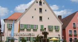 Hotel-Landgasthof Schuster, Marktplatz 23, 91171, Greding