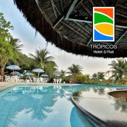 Trópicos Hotel, Rua Nelson Mendes da Silva, 23 - Itapoama, 54590-000, Santo Inácio