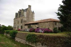 Chateau de Vermette, La chapelle gaudin, 79300, La Chapelle-Gaudin