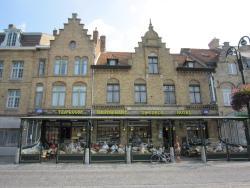 Hotel De Vrede, Grote Markt 35, 8600, Diksmuide