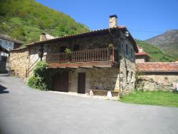 Casa de Aldea La Pornacal, Villar de Vildas, 33842, Villar de Vildas