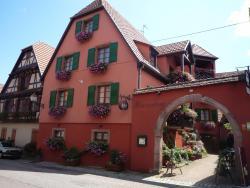 Hôtel Winzenberg, 58 Route Des Vins, 67650, Blienschwiller