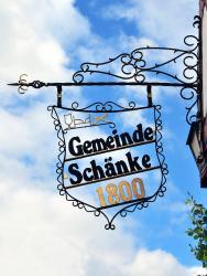 Landhotel Gemeindeschänke, Am Anger 1, 37281, Altenburschla