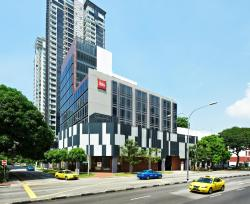 Ibis Singapore Novena, 6 Irrawaddy Road, 329543, Singapore