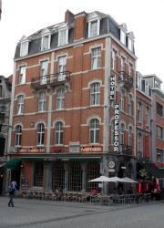 Hotel Professor, Naamsestraat 20, 3000, Lovaina