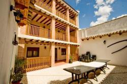 Casa del Abuelo, Samuel Baltes 31, 28590, Villarejo de Salvanés