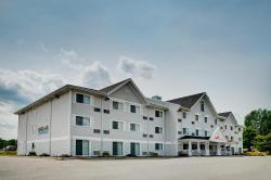 Lakeview Inn & Suites - Miramichi, 333 King George Highway, E1V 1L2, Miramichi