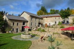 Moulin de Montabonnel, La Scie de la Bâtie, 07320, Devesset