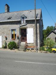 La Maison Fleurie, La Lanfrayere, 53300, Gorron