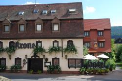 Hotel Krone, Obernburger Straße 4, 63925, Laudenbach