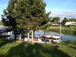 Péniche Nidd, Relais nautique de Wolfersdorf, 68210, Dannemarie
