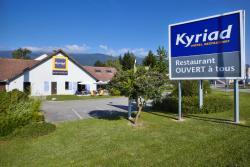 Kyriad Genève St-Genis-Pouilly, 85 Route De La Faucille, 01630, Saint-Genis-Pouilly