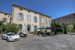 L'hostellerie de la Pomarède et le Presbytère, Château de la Pomarède, 11400, La Pomarède
