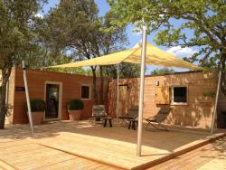 Lodges en Provence & Spa, Chemin de Bel Air, 84600, Richerenches