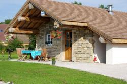 Chambre d'hôtes Chez Karine et Roland, Chemin de Carriaux, 39800, Le Fied