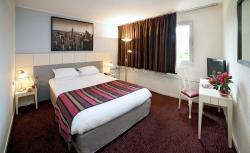 Qualys Hotel Golf Paris Est, 4, Rue de Rome, 93110, Rosny-sous-Bois