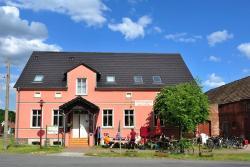 Flämingrose Café Pension Restaurant, Gruboer Str. 1, 14806, Belzig