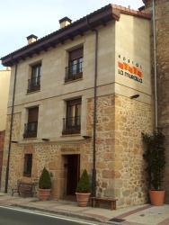 Hostal Restaurante La Muralla, Ronda 69, 09530, Oña