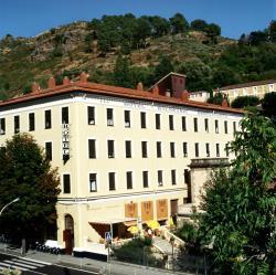 Gran Hotel Balneario, Avenida Las Termas 66, 10750, Baños de Montemayor