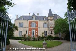 Le Logis du Bourg Brangeau, 15 rue de l'Eglise, 85260, Saint-Sulpice-le-Verdon