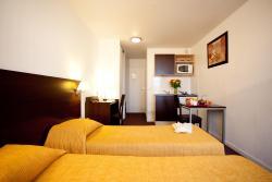 Aparthotel Adagio Access Paris Saint-Denis Pleyel, 10 rue du Docteur Finot, 93200, Saint-Denis