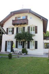 Villa Waldfrieden - Ferienwohnungen und -Haus, Kalmbachstrasse 18, 82431, Kochel