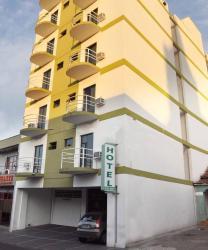 Dellaverde Palace Hotel, Rua Floriano Peixoto , 657  Centro, 16400100, Lins