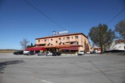 Hostal Los Maños, Venta del Aire s/n, 44477, Albentosa