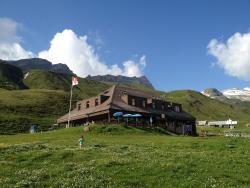 Berggasthaus Tannalp, Tannalp 1, 6068, Frutt