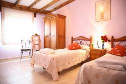 Casa Rural Los Tulipanes, Pedro Bartolome, 39, 09490, Zazuar