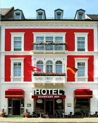Hotel Schweizer Hof - Superior, Lange Strasse 73, 76530, Baden-Baden