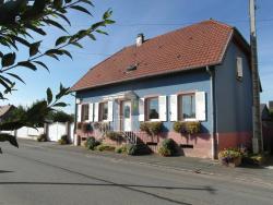 Gîte Halmer, 16 rue d'Issenheim, 68500, Bergholtz
