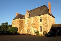 Manoir de la Malle Demeure, La Malle Demeure, 49330, Champigné