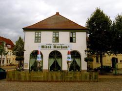 """""""Altes Rathaus"""" Grevesmühlen, August Bebel Str. 1, 23936, Grevesmühlen"""