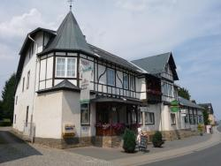 Hotel Güldene Gabel, Presswitzer Strasse 24, 07333, Unterwellenborn