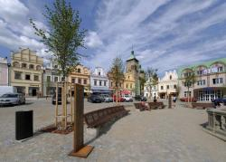 Hotel U Zlatého Lva, Havlíčkovo náměstí 176, 58001, Havlickuv Brod
