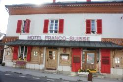 Hotel Arbezie Franco Suisse, Route de France 61, 1265, La Cure
