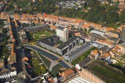 Business Flats Leuven, Marrainenplein 16/0301, 3000, Lovaina