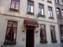 Hotel Groeninghe, Korte Vuldersstraat 29, 8000, Bruges
