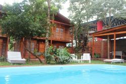 Cabañas El Pindo, El tucan y el Halcon , 3370, Puerto Iguazú